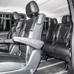 Mercedes V Klasse - Innenausstattung