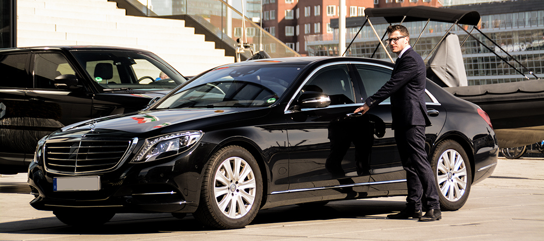 Mercedes S Klasse - Limousinenservice Köln