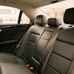 Mercedes E Klasse - Limousinenservice - E Klasse Innenausstattung