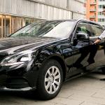 Limousinenservice - E Klasse Schwarz